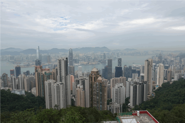 Hong-Kong-the-peak