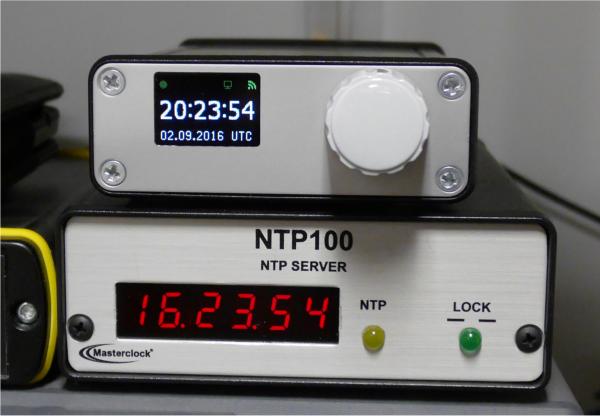 Serveurs NTP - ve2ymm.com