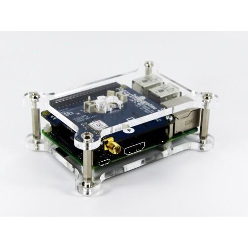 Serveur NTP + Raspberry Pi2 avec boitier - ve2ymm.com