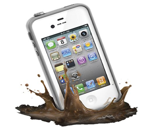 LifeProof case for iPhone 4/4S - YMartin.com