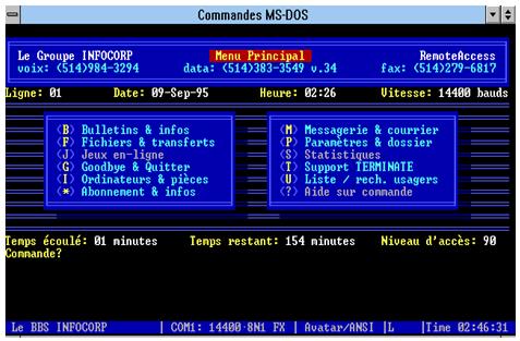 Minitel-Infocorp