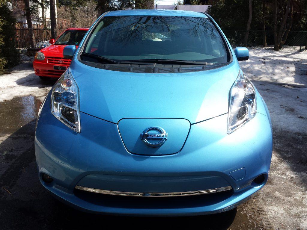 Nissan Leaf SL 2013 - YMartin.com